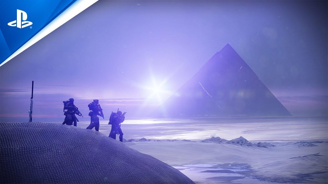 『Destiny 2』「光の超越」 – ゲームプレイのトレーラー   The Game Awards 2020