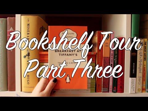 Bookshelf Tour Part Three: Classics, Poetry & SF/F