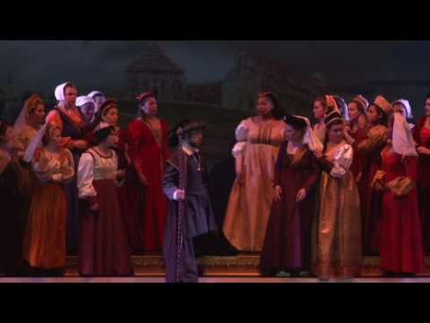 Moores Opera Center Preview (April, 2017) - Romeo and Juliet