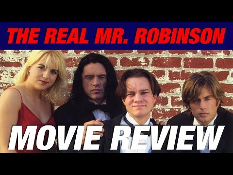 THE ROOM (2003) Retro Movie Review (IN COSTUME AS JOHNNY)