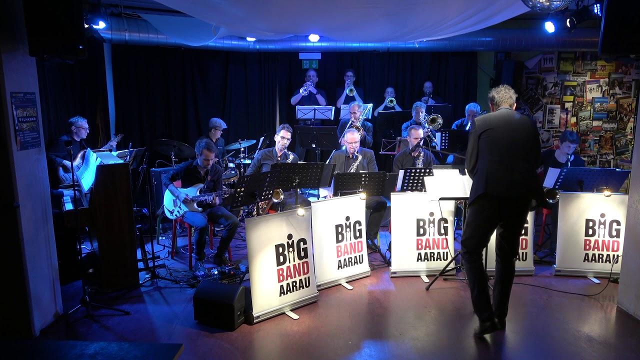 Big Band Aarau-Live @Dampfschiff