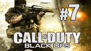 "Call of Duty: Black Ops - Gameplay Walkthrough (Part 7) ""Numbers"""