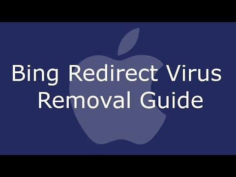 How To Remove Bing Redirect Virus From Mac
