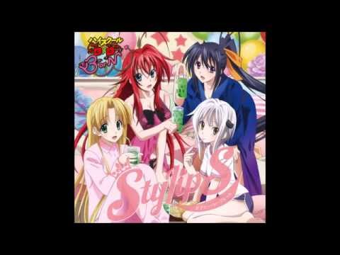 Give Me Secret - StylipS FULL (Highchool DXD BorN Ending)