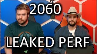 2060 Leaked Benchmarks - The WAN Show Nov 23, 2018
