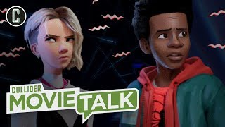 Spider-Verse 2 Story Will Focus on Miles and Gwen - Movie Talk