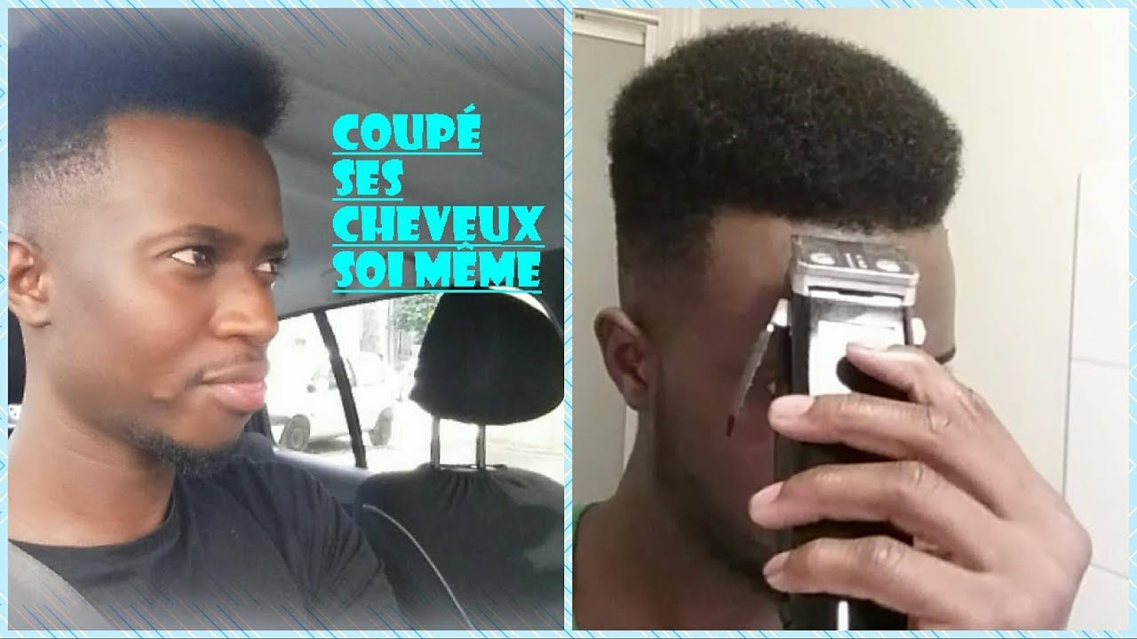 comment couper ses cheveux soi m me en d grad homme cheveux cr pus youtube. Black Bedroom Furniture Sets. Home Design Ideas