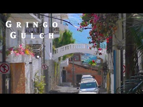 Puerto Vallarta walk: Gringo Gulch to the south side - 2016