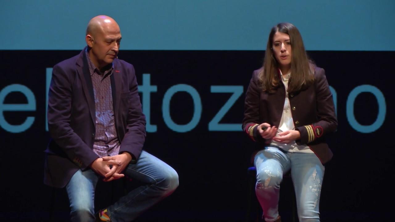 Lovemarks | Miguel Angel Borja Gomez & Marta Retamosa | TEDxPlazadelAltozano