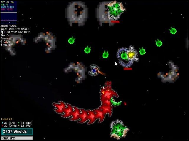 [Dev] UST - Early Alpha Gameplay