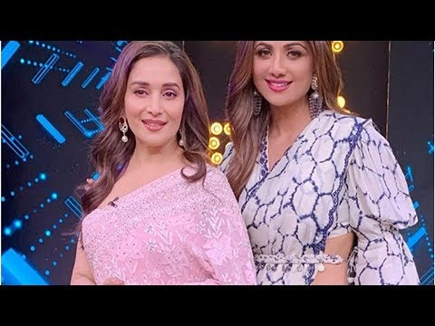 Fangirl Moment! Shilpa Shetty swooned over  Madhuri Dixit on the sets of 'Super Dancer 3' Mp3