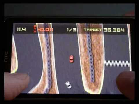 Pocket Racing - track 2