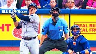 Rays highlights vs Blue Jays 6/13/17