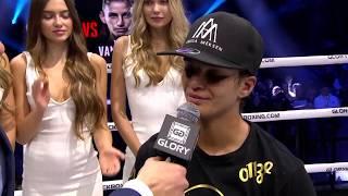 GLORY 64: Anissa Meksen Post Fight Interview