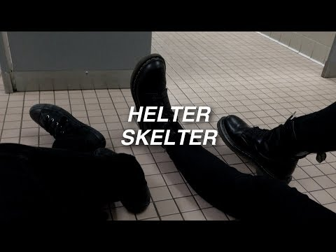 frank iero and the patience • helter skelter [lyrics]