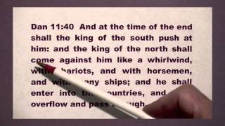 Russia vs USA in Bible Prophecy