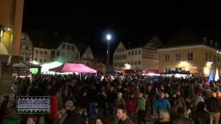 Die 3 größten Städte des Lkr  Rhön Grabfeld