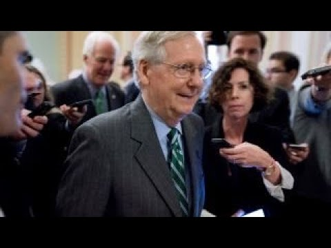 McConnell walks back claim about middle-class tax cuts