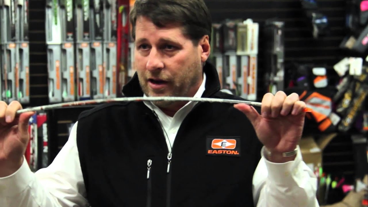 Easton archery experts arrow selection chart youtube nvjuhfo Choice Image