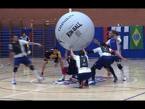 KIN-BALL® sport World Cup 2015