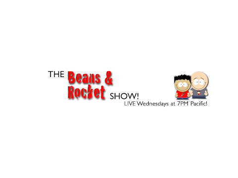 Recording LIVE - Beans and Rocket Episode 69