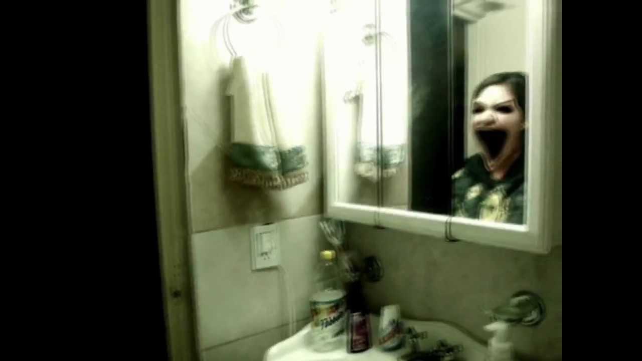 Demon Mirror FACE - YouTube