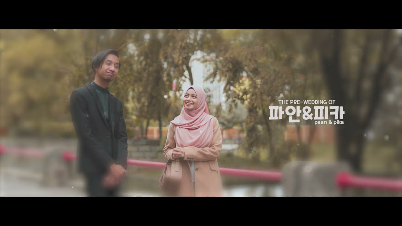 Pre-Wedding Farhan Mazlan & Syafiqah Zambry