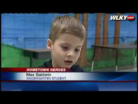 Hometown Heroes: New Highland Elementary School