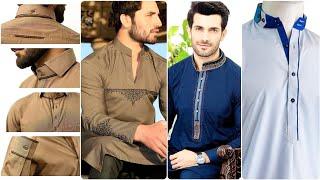 Top Brands men's Wear 2019 Eid Collection|Shalwar Kameez/ Kurta Designs Ideas For Men