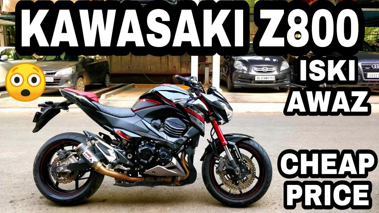 Kawasaki Z800 For Sale At Cheap Price Superbikes Karol Bagh Bike Market Jd Vlogs Delhi