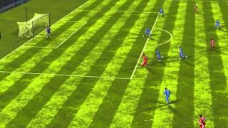 FIFA 14 iPhone/iPad - SKaterBoy vs. Real Madrid