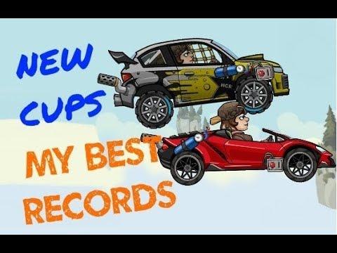 Hill Climb Racing 2 SUPER CAR | SUPER DIESEL | FORMULA - NEW CUPS