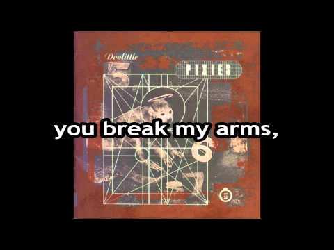 The Pixies - Gouge Away [Lyrics]