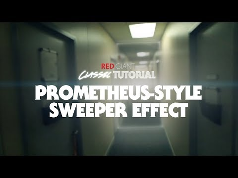 Classic Tutorial | Prometheus-Style Sweeper Effects