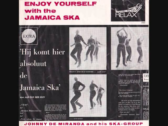 Johnny de Miranda & his Ska-Group - Enjoy yourself