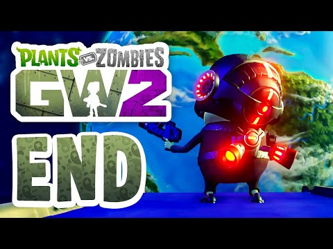 Herbal Assault on the Moon! || Plants vs. Zombies: Garden Warfare 2