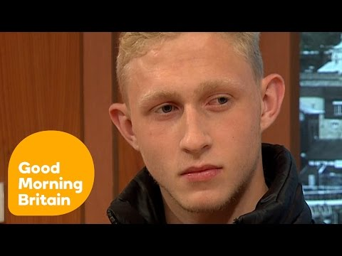 Lee Elliott Describes Being A Victim Of An Acid Attack | Good Morning Britain