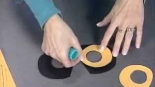 DIY Toucan Mask using Mega 3D® Washable Paint Pens from Elmer