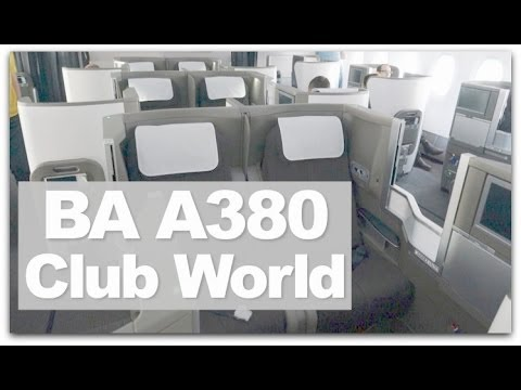 British Airways A380 Business Class Review Of Ba S Club