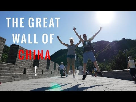 ON THE GREAT WALL OF CHINA | BEIJING VLOG DAY 1 | collect moments 4k