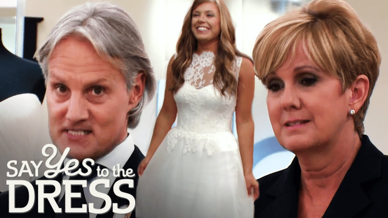 Opinionated Groom has Long List of What The Bride Shouldn't Wear | Say Yes  To The Dress Atlanta