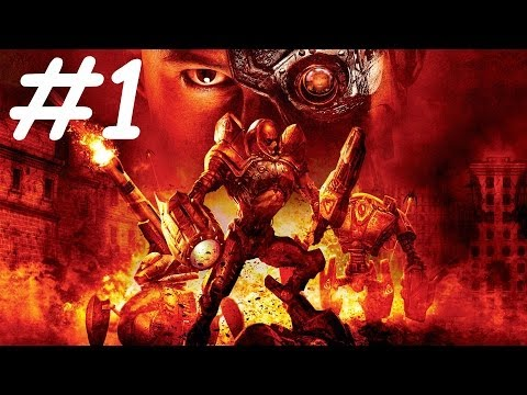 Прохождение Command & Conquer 3: Kanes Wrath - 1 серия