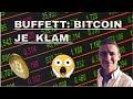 Bitcoin je klam podľa Warrena Buffetta & Burzy a wash trading & Microsoft spúšťa ICO platformu