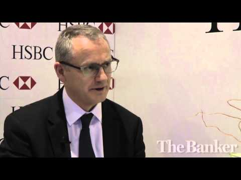 Stuart Tait, global head, trade and receivables finance, HSBC - View from Sibos 2014