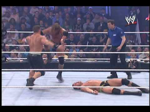 WWE Saturday nights main event highlights.