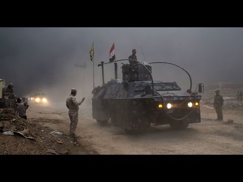 ISLAMIC STATE WAR in Mosul Iraq Update Breaking News November 17 2016