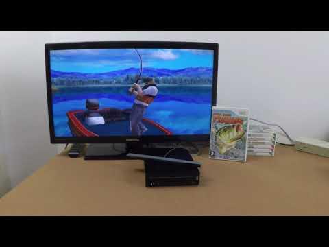 Nintendo Wii - SEGA BASS FISHING