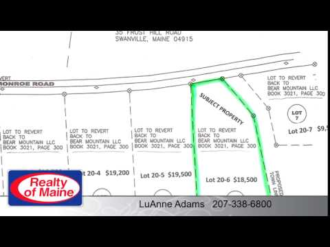 Lots And Land for sale - Lot 20-6 Monroe RD, Swanville, ME 04915