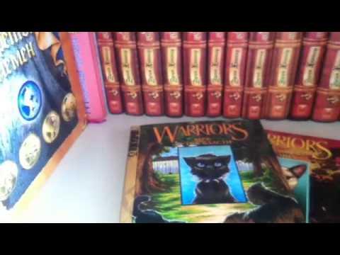 Коты воители видео мои книги