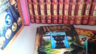 Все мои книги Коты-Воители
